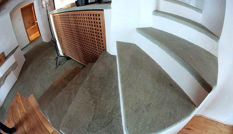Chapellu S.r.l. - Arredi in pietra e marmo per interno