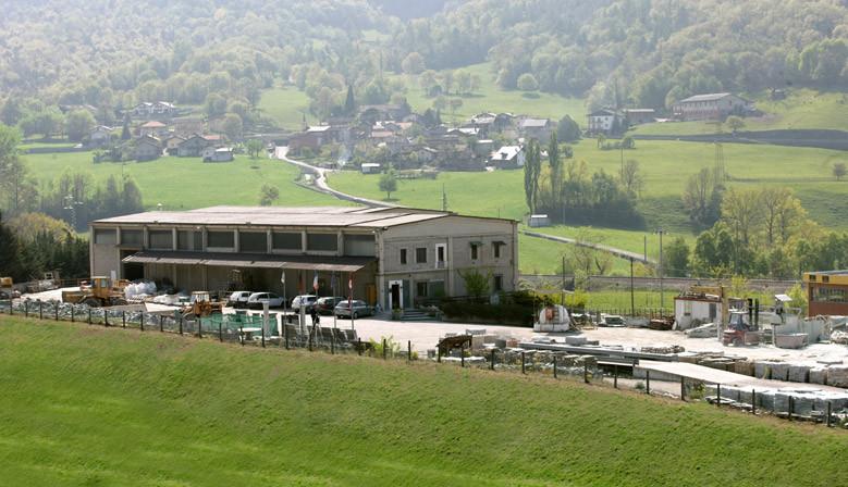 Chapellu S.r.l. - Pietre - Marmi - Graniti - Vendita, lavorazione e produzione - Verrayes - Valle d'Aosta